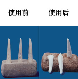 600-1120度塞格尔测温三角锥 通用于耐火材料化工料磨具磨料磁性材料陶瓷