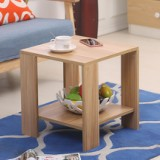 厂家批发客厅卧室简约板式茶几 定制家具床头收纳柜办公休闲茶几