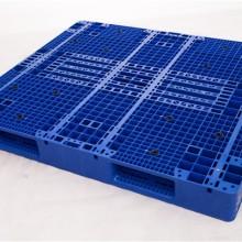 重庆双面网格塑料托盘厂家报价_地台板_叉车板_ 重庆1412双面网格塑料托盘
