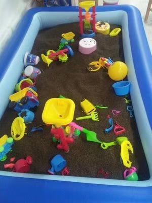 儿童砂池供应商 儿童砂池批发价格 西安儿童砂池厂家