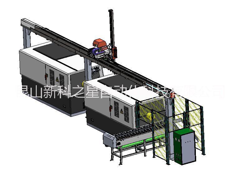 桁架机机械手 车床上下料机械手 轴承自动磨床上下料 厂家直销