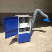 厂家直销小型环评设备 移动式布袋除尘器 打磨除尘集尘器 可定制图片