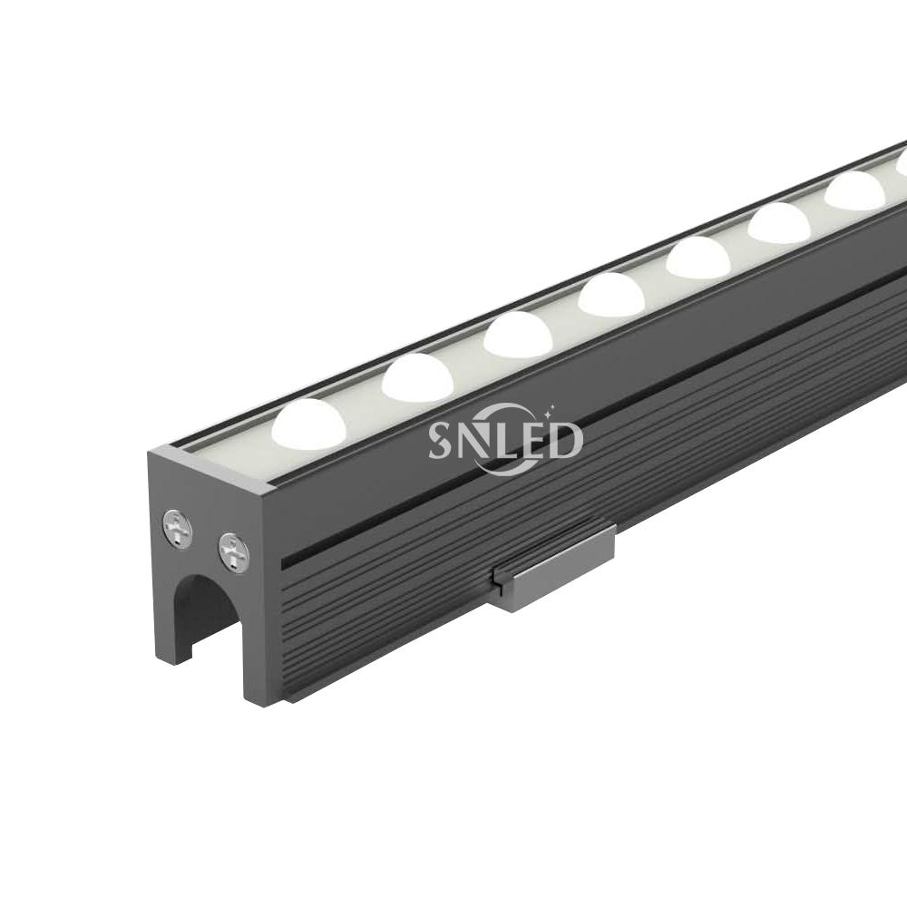 SNLED线条灯RGBWY单色12W户外工程防水景观照明灯饰灯具
