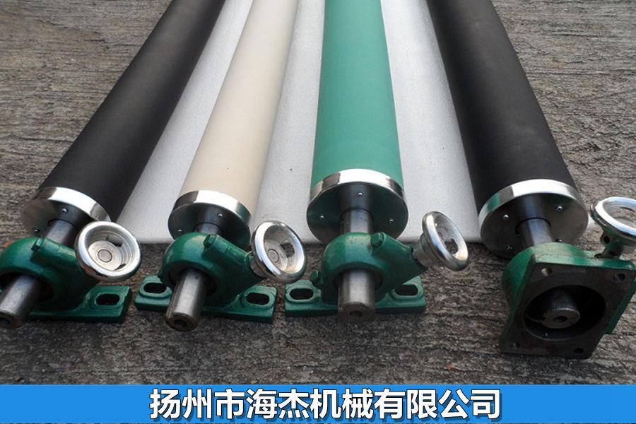 生产橡胶罗拉,弯曲辊,弧形辊销售