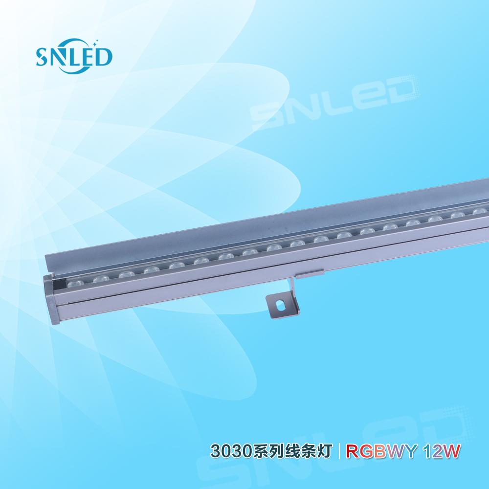 3030系列SNLED线条灯DC24V单色条形灯饰