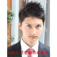 上海艾哲丽男士真发假发的价格