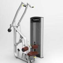 专业健身房力量型健身器材  东方阳锐身器材双轨高拉训练机图片