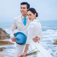 去三亚婚纱摄影旅拍结婚照,三亚婚纱照旅拍体验好的婚纱摄影公司