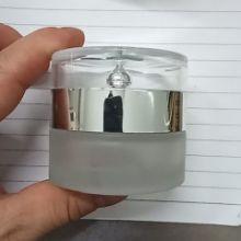 化妆品玻璃瓶生产厂家  玻璃空瓶生产厂家 化妆品膏霜瓶生产厂家批发