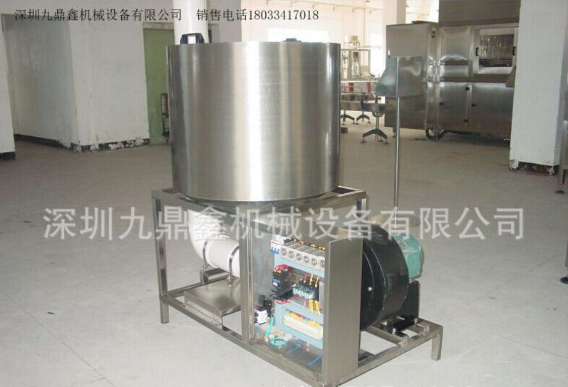 纯净水设备自动送盖机 五加仑自动风动送盖机 桶装水生产线设备