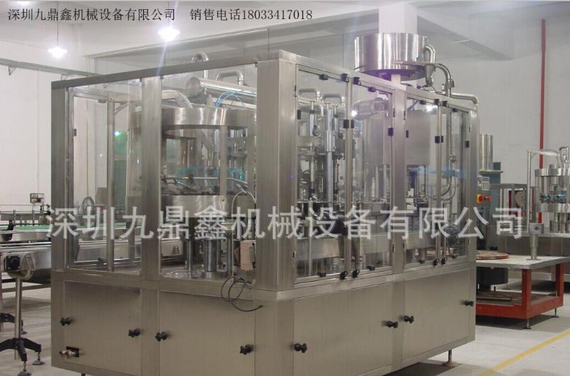 15000瓶瓶装水灌装机 支装水灌装机 饲料灌装机 灌装三合一机