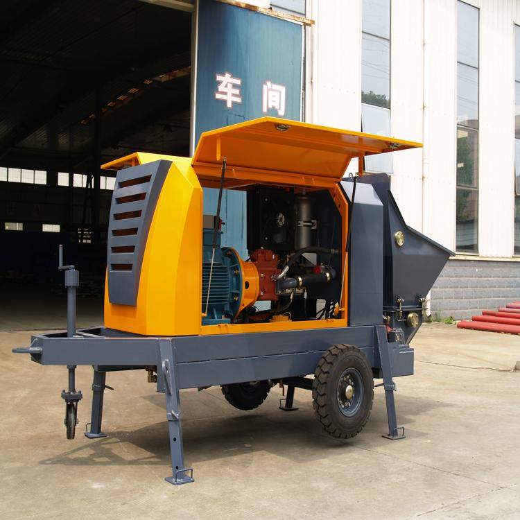 TH-30S2细石混凝土泵 工地高楼砂浆输送泵 细石泵