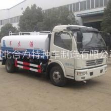 厂家批量供应东风多利卡八吨洒水车批发