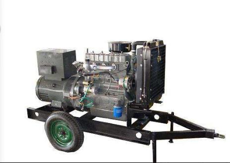 380千瓦移动柴油发电机价格