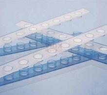 PCR八联管光学平盖PCR耗材批发