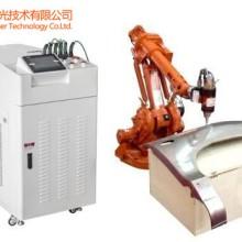 电子零部件机器人激光焊接机的价格 机器人焊接机