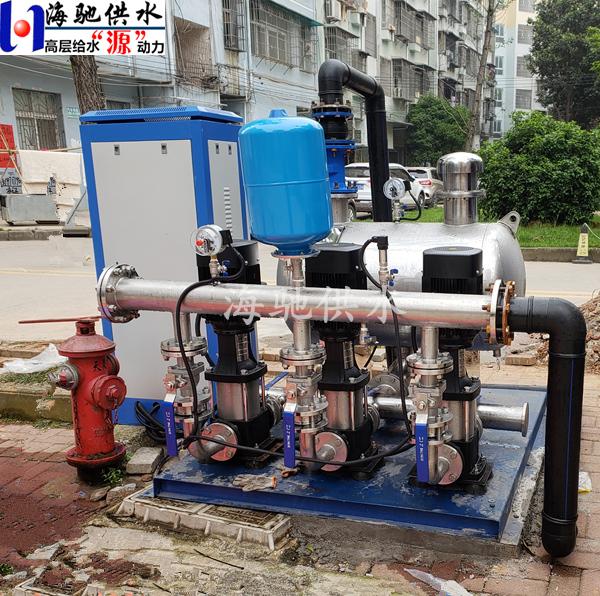 两用一备变频泵组_厂家_供水系统 _湖南海驰欢迎您咨询