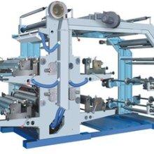 PP柔性凸版印刷机 四色PP柔性凸版印刷机  柔性凸版印刷机
