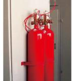 全国供应  间接式 火探管七烷气体自动灭火装置6公斤  厂家直销  批发 零售  消防安装  维保