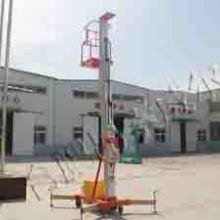 铝合金升降机(单桅柱)平台价格图片