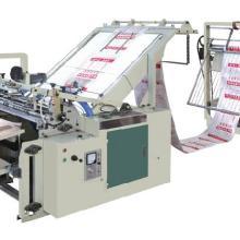 自动热切编织袋切缝机  热切编织袋切缝机图片