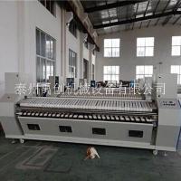新款自动送布机_禹创 送布机厂家 展布机 送展平机 实惠的洗衣房送布机价格