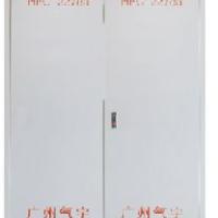 厂家直销供应  无管网   100L双瓶柜式七烷气体灭火装置  批发 零售