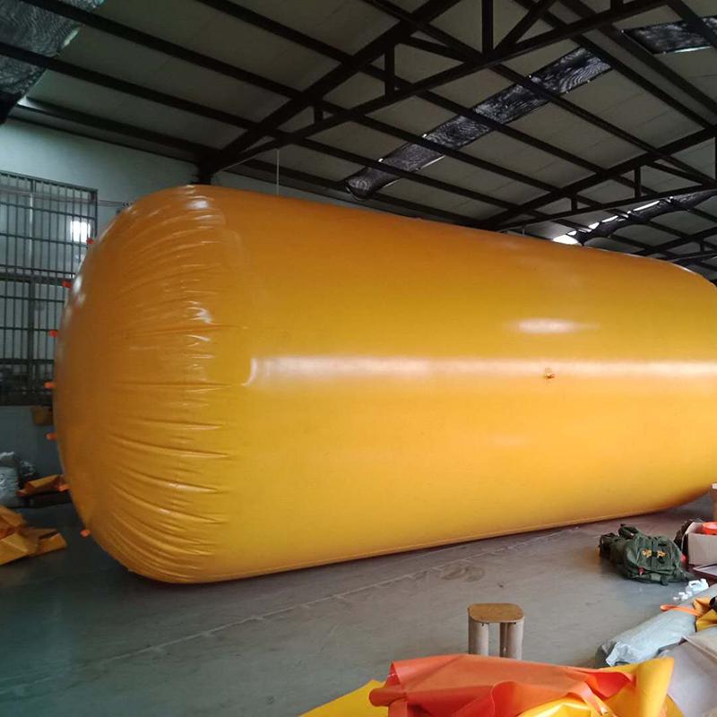 无锡储存气囊厂家 大型空分气囊 高强度  高压气囊定制