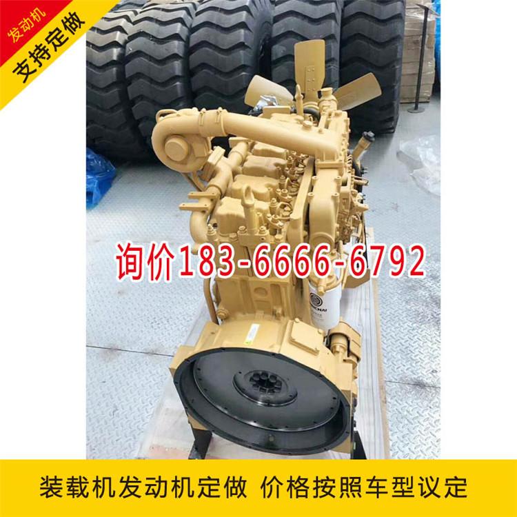 临工装载机发动机玉柴YC6B125喷油泵凸轮轴