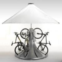厂家直销 自行车停放装置
