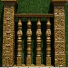 供应通用型水泥花瓶柱钢筋定位圈批发价,艺术围栏间隔柱钢筋定位圈供应商批发