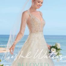 美国婚纱礼服设计画册/素材/书籍/目录/杂志/婚纱礼服品牌有哪些/Beloved2018