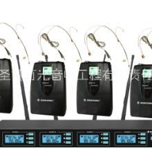 无线话筒SOUNDZONE  MSU-1846一托四U段可调频点会议卡拉OK手持/会议/领夹/头戴/挂脖式软管电容咪可任图片