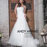 意大利婚纱礼服定制画册/素材/书籍/目录/杂志/婚纱定制品牌有哪些Andy Anand Couture2018