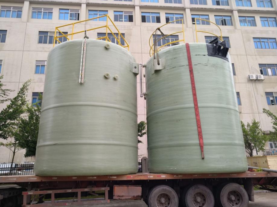 广州玻璃钢罐管道