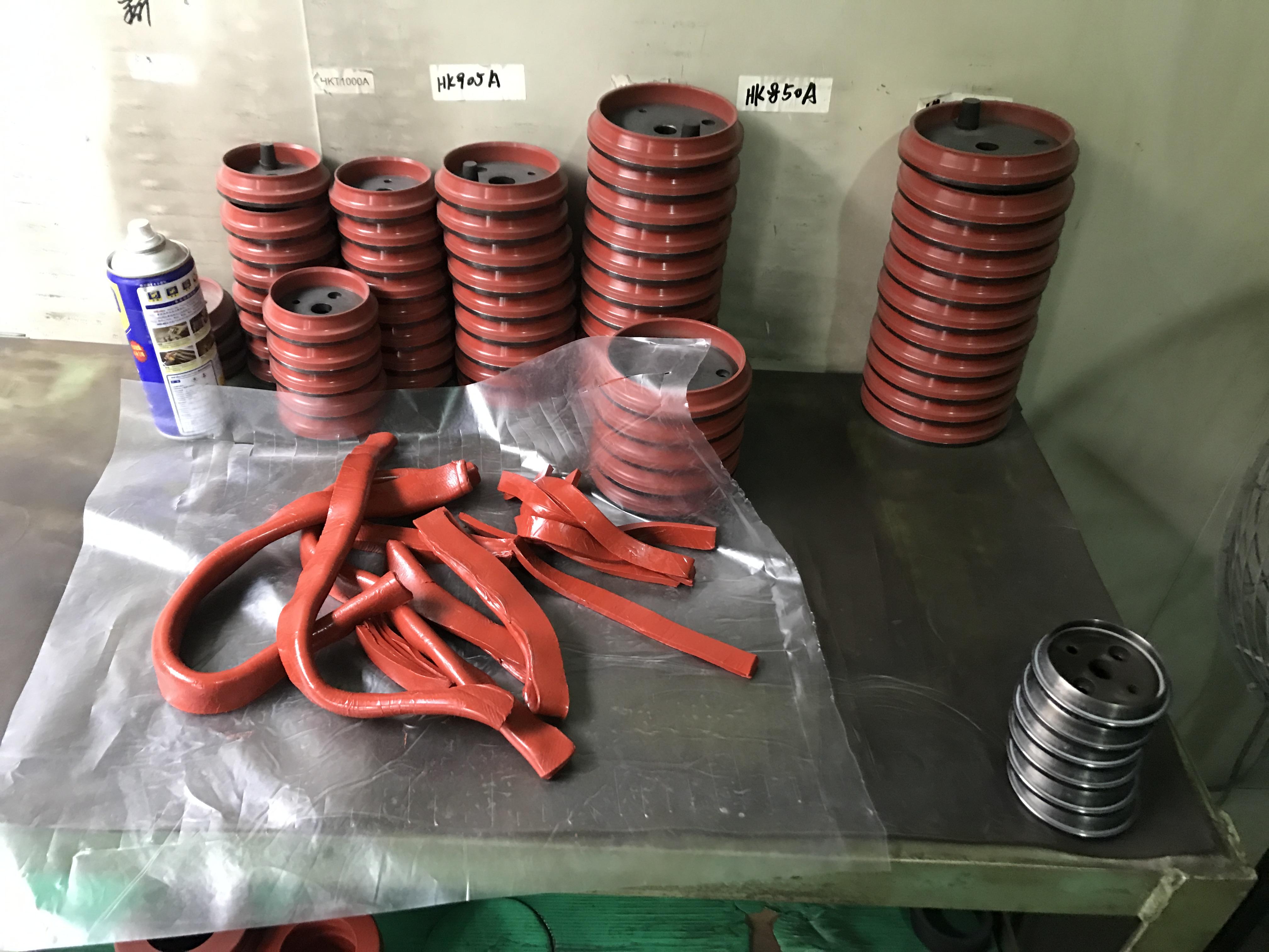 厂家直销硅胶模压杂件