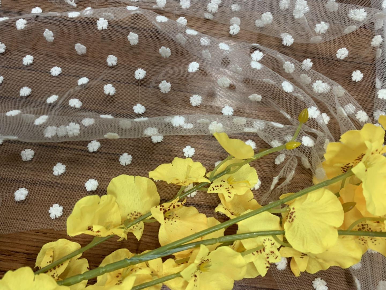 棉布雕孔刺绣花边  雪纺刺绣花边 各式服装刺绣花边面料