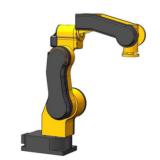 奥翔-Q60六轴机器人 工业智能教学机器人自动机械手提供教学编程
