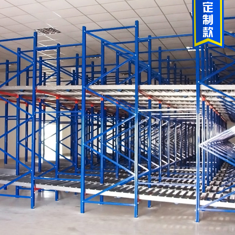 惠州 广州 佛山 滚筒式货架厂家 直销 洋成物流系统设备13763272135