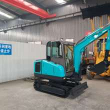 钢赛小型挖掘机驾驶室25型号微型 农用小挖机2.5吨厂家直销批发