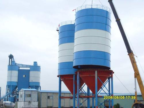 100吨水泥罐价格_厂家