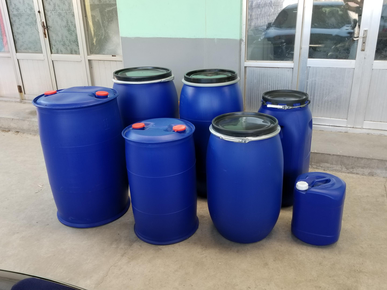 125升双环桶125升法兰包箍桶125升塑料桶125升