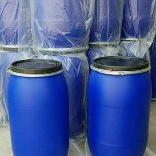 200升双环桶200升法兰包箍桶图片