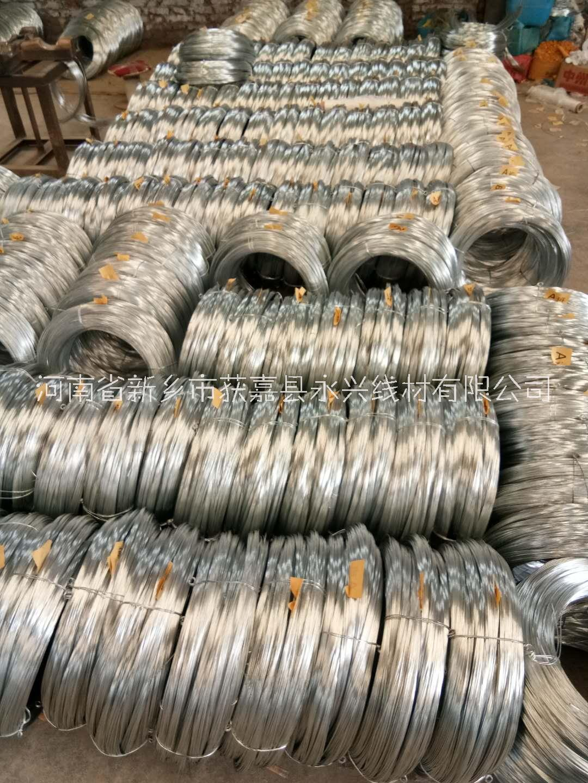 河南镀锌铁丝厂,大量生产镀锌铁丝
