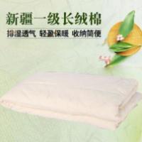 新疆长绒棉全棉花被 学生棉被 学生棉被厂家批发 加厚保暖棉被厂家直销