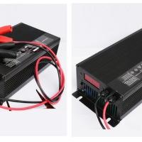 铅酸电池充电器72V10A厂家直销 电动车快速智能充电器电瓶车电源充电器