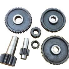 减速机配件 单梁驱动装置LDA减速机配件齿轮轴/外壳/速比轮/通用轮厂家直销 品质保证批发