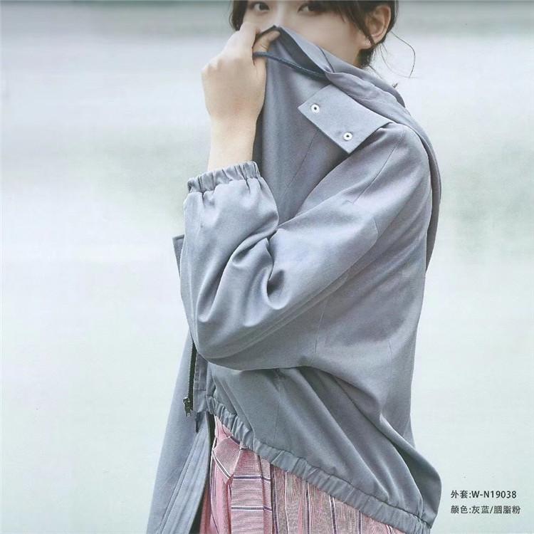 纳尔布女装品牌折扣女装尾货批发专柜一手货源黑龙江折扣店货源