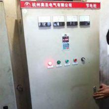 奥圣变频器节能控制柜在糖厂锅炉引风机上的应用图片