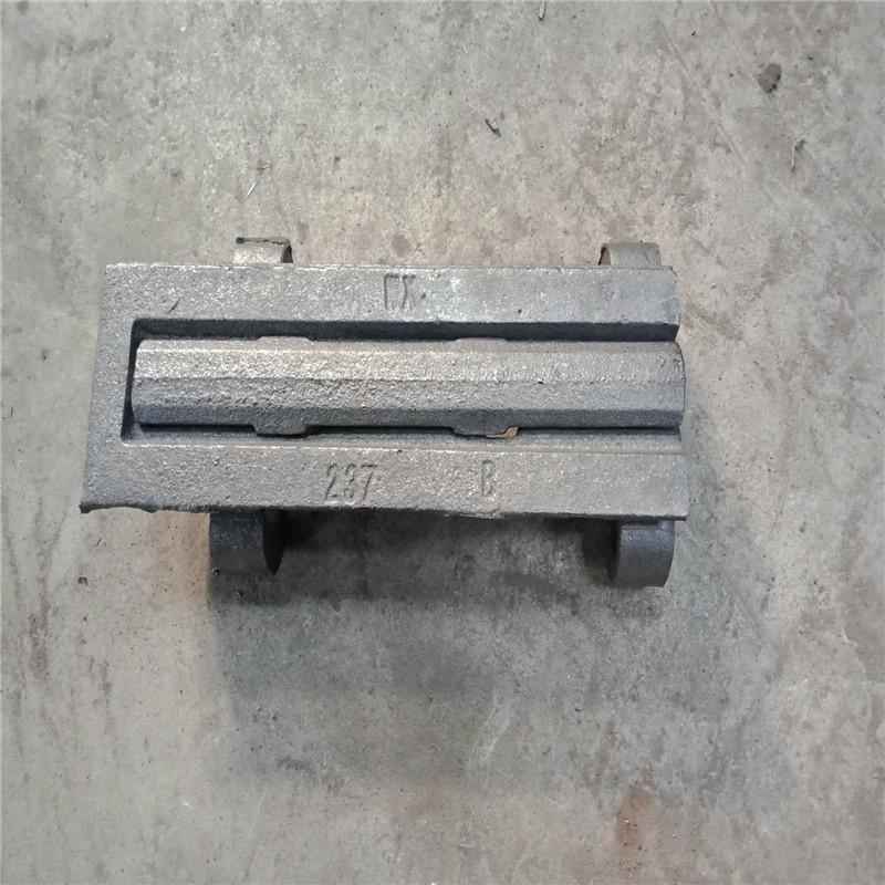 厂家直销锅炉配件活芯炉排片球铁耐高温活芯炉排ab片大量库存